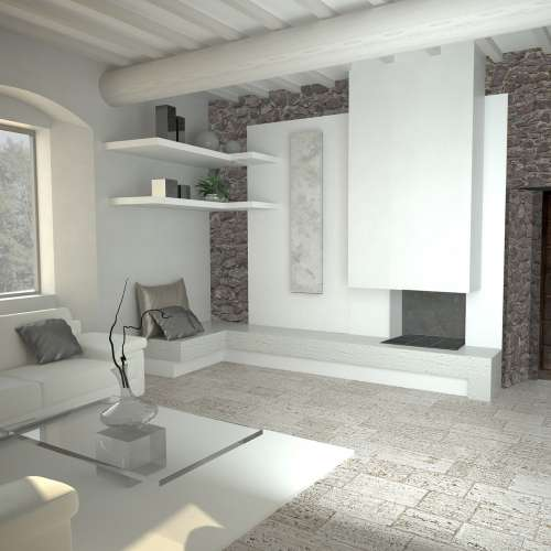 Interior Design in Toscana